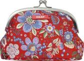Oilily Winter Blossom Frame Cosmeticbag Scarl