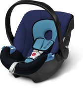 Cybex Aton - Autostoel - Blue Moon - navy blue