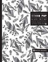 Ethno Pop Textures Black Edition