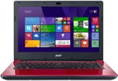 Acer Aspire E5-411-C07K - Laptop - Rood
