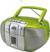 Soundmaster SCD5405GR groenmetallic