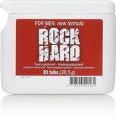 Rock Hard Flatpack - 30 stuks - Erectiepillen
