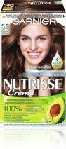 Garnier Nutrisse Crème 53 Licht Goudbruin
