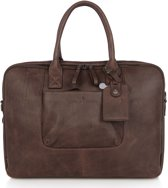 "Castelijn & Beerens Carisma Ladies Laptop Bag 15,6"" Tablet mocca 