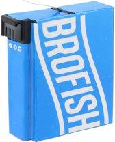 Brofish Accu - Oplaadbare Batterij voor GoPro Hero4