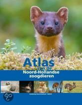 Zoogdieren atlas Noord-Holland