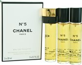 Chanel No.5 for Women - 3 delig - Geschenkset