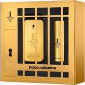 Paco Rabanne 1 Million Eau de Toilette (50 ml) & Travel Spray (10 ml) Giftset