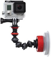 Suction Cup & GorillaPod Arm Black/Red