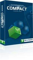 Davilex Compact. Eenvoudig boekhouden, factureren én relaties beheren.
