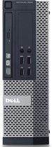 Optiplex 9020 SF/i5-4590 (3.30GHz  6MB)/8GB (2x4GB) 1600MHz/500GB SATA 7.2k 3.5i/AMD Radeon R5 240 1G/DVD RW/MUI Win7Pro64/Win8.1 OS DVD/DDP|E/vPro/3Yr Pro NBD