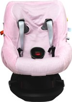 Carseat Cover Powder Pink