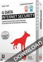 G Data Internet Security 2015 ESD 5 pc 2 jaar NL