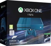 Microsoft Xbox One 1TB Console + 1 Wireless Controller + Forza 6: Motorsport -Limited Edition - Blauw - Xbox One