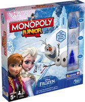 Monopoly Junior Disney Frozen - Kinderspel