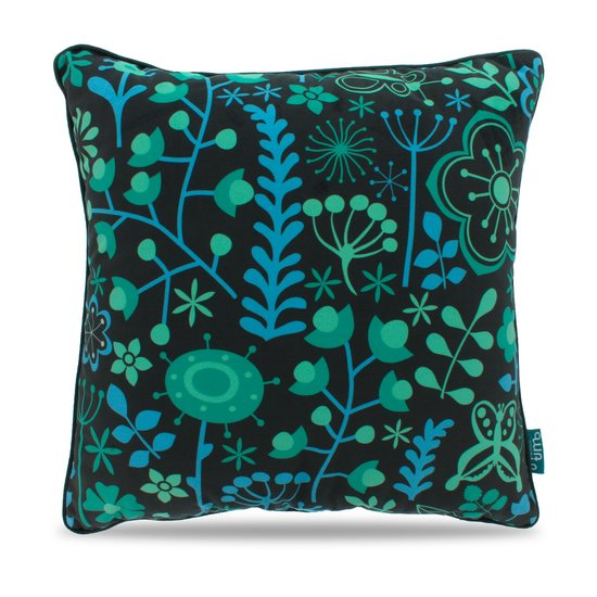 Turquoise accessoires woonkamer for Petrol accessoires woonkamer