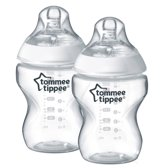 Tommee Tippee - Closer to Nature Zuigfles 260 cc x2
