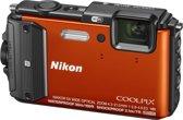 Nikon COOLPIX AW130 - Oranje