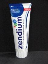 Zendium classic  - 75 ml - tandpasta