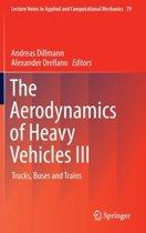 The Aerodynamics of Heavy Vehicles III