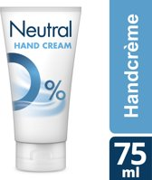 Neutral 0% Parfumvrij - 75 ml - Handcrème
