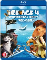Ice Age 4: Continental Drift (Blu-ray)