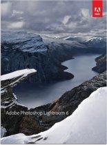 Adobe Lightroom 6 - Engels / PC / Mac