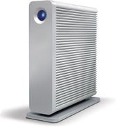 LaCie d2 Quadra 5TB - Externe harde schijf / Aluminium