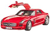 Revell Auto Bouwpakket Mercedes SLS AMG - Bouwpakket - 1:24