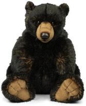 WWF Zwarte Grizzly Beer - Knuffel -32 cm