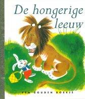 Prentenboek De hongerige leeuw