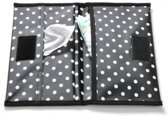 KipKep Napper Luieretui - Dotty Black
