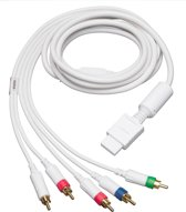 Bigben Component Kabel - Wit (Wii + Wii U)