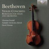 Beethoven Violin Concerto - Romances CD