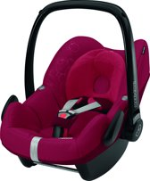 Maxi Cosi Pebble Autostoel - Raspberry Red - 2014