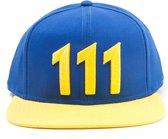 Fallout 4 cap Vault 111 cap snapback