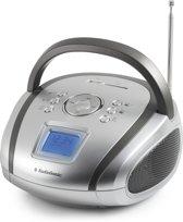 AudioSonic RD-1565 - Draagbare radio - Zilver