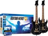 Guitar Hero Live + 2 Gitaren bundel - PS4