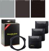 Stealth Gear ND Filter Kit ND 2, ND 4, ND 8 Houder SGND-KIT