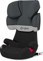 Cybex Solution X-Fix - Autostoel - Gray Rabbit - dark grey