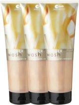 Etos Body Senses Shower Wash - 3 x 250 ml - Douchegel