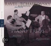 Rubinstein Collection Vol 25 - Ravel, Tchaikovsky: Trios