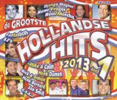Hollandse Hits 2013 - 1 (2CD)