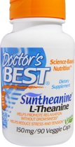 Suntheanine L-Theanine, 150 mg (90 Veggie Caps) - Doctor's Best