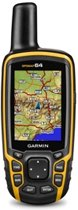 GPSMAP 64\Handheld Navigator\2.6i Sunlight Readable Display\IPX7\USB\MicroSD\Garmin Connect\Compatible with all the Maps