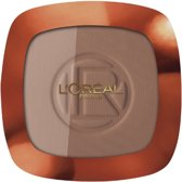 L'Oréal Paris Glam Bronze - Duo Brunette - Bronzer
