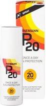 P20 Zonnefilter SPF20 zonnebrand