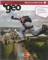 De Geo / Wonen in Nederland / deel Leer/opdrachtenboek Havo
