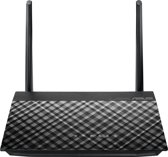 Asus RT-AC51 - Wireless AC750 Dual-Band Gigabit Router - 300 + 450 Mbps