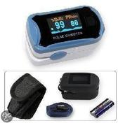 Fingerpulse Oximeter MD300C-29 (Blauw)